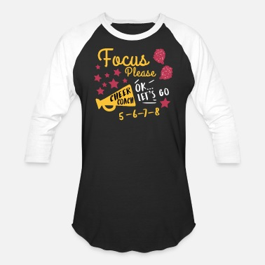 Football Cheerleader Funny Cheerleader Quote Cheerleading Football Gift - Baseball T-Shirt