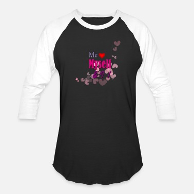 Self Love Clothing Self Love - Baseball T-Shirt