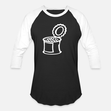 Can Opener Open canned food - Unisex Baseball T-Shirt
