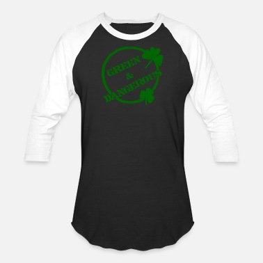 Retro Irish Irish - Baseball T-Shirt