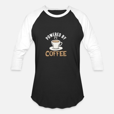 Early Risers Coffee early riser late riser caffeine cup - Unisex Baseball T-Shirt