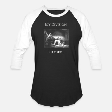 Joy Joy Division Closer - Unisex Baseball T-Shirt