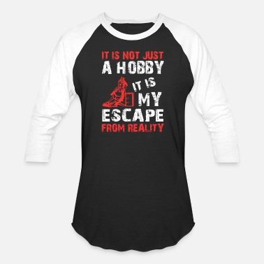 Kamen Rider Rider - It is my escape from reality Tshirt - Unisex Baseball T-Shirt