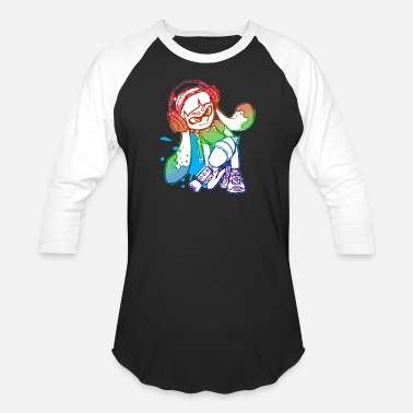 Splatoon splatoon - Baseball T-Shirt