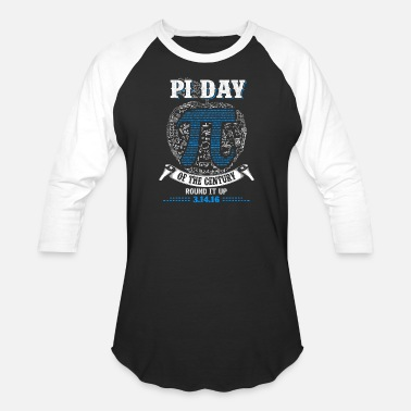 Century Math lover - Pi day of the century round it up - Baseball T-Shirt