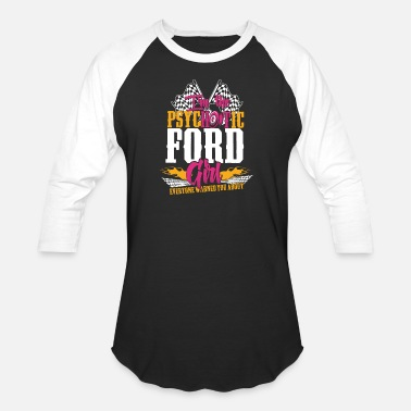 Michael Clifford Psychotic Ford girl - Everyone warned you about - Unisex Baseball T-Shirt