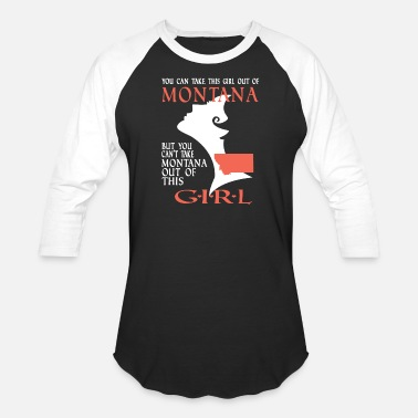Hannah Montana Montana - You can't take Montana out of this gir - Baseball T-Shirt