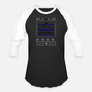 One Tree Hill Tree hill Ravens basketball Christmas - Unisex Baseball T-Shirt