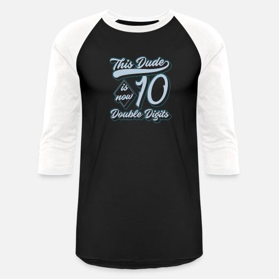 16 Years Old Birthday Shirt This Dude is Now Double Digits Unisex Sweatshirt tee