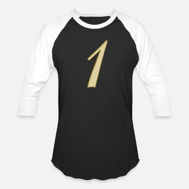 Number One number one - Baseball T-Shirt
