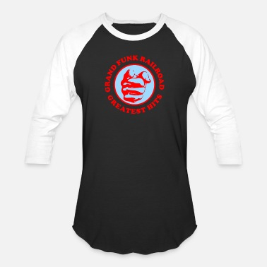 Grand Funk Railroad New Grand Funk Railroad - Unisex Baseball T-Shirt