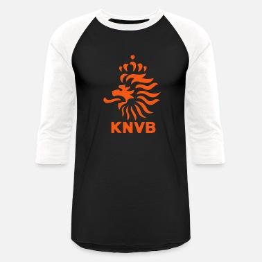 Dutch Oranje Netherlands Holland Oranje Total Dutch Soccer Logo - Unisex  Baseball T-Shirt c08fefcd9