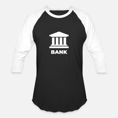 Bank Bank - Baseball T-Shirt
