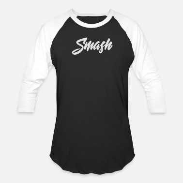 Super Smash - Baseball T-Shirt