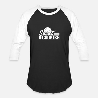 Cooky Sweet Cookies cookie Tshirt cookies soft cookies - Baseball T-Shirt
