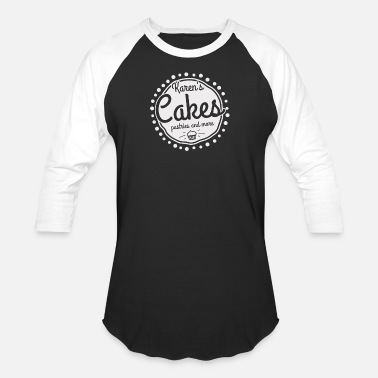 Cake New Design Karens Cakes Best Sller - Unisex Baseball T-Shirt