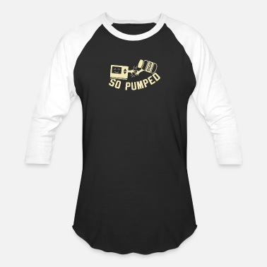So DIABETES: So Pumped T-Shirt - Unisex Baseball T-Shirt