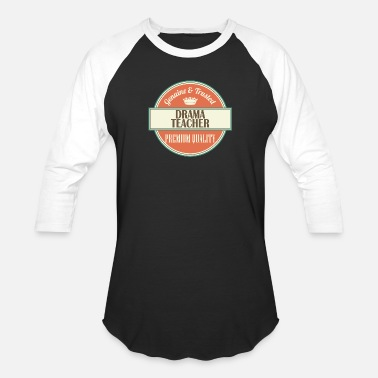 Drama Teacher Gift Idea - Unisex Baseball T-Shirt