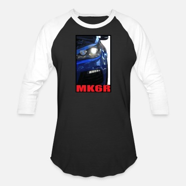 Golf R Golf R MK6 Headlight - Baseball T-Shirt