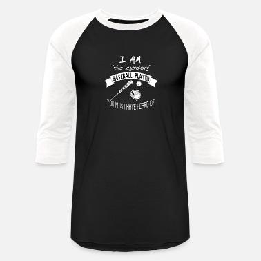 ab4a878b Softball Baseball Pitcher Players - Unisex Baseball T-Shirt