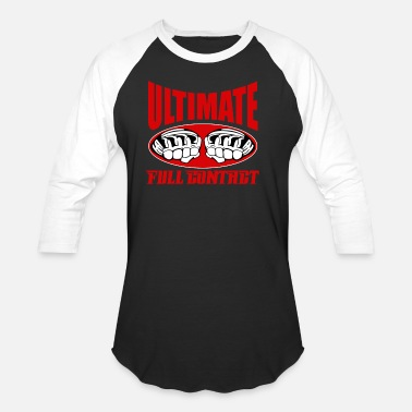 Full Contact ultimate Full Contact - Baseball T-Shirt