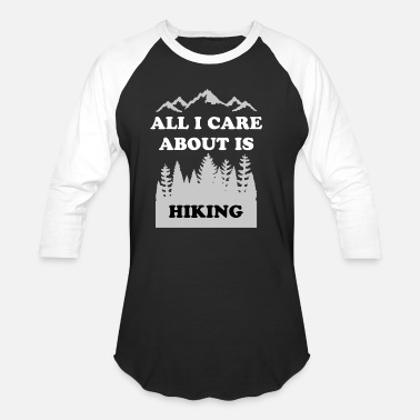 Recreational Hiking Hobby - Recreation - Baseball T-Shirt