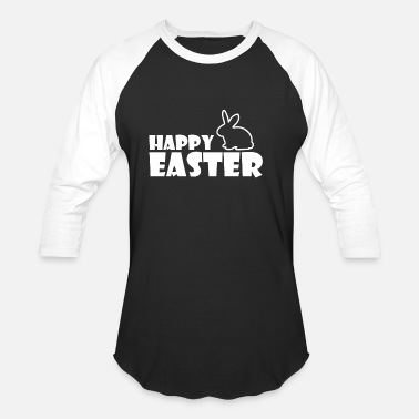 Happy Easter Happy Easter - Happy Easter - Baseball T-Shirt