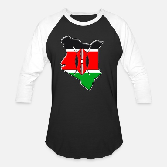 Kenya Flag Map Uni Baseball T-Shirt | Spreadshirt on kenya police map, kenya road map, kenya citizen-news, kenya on map, uganda map, kenya men, kenya ladies, kenya native animals, kenya media gossip, kenya map map, kenya ethnic groups map, kenya people maasai, kenya globe map, ghana map, kenya heart map, kenya country map,