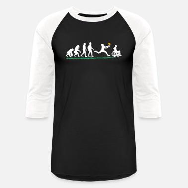 b564051d American Football Tshirt Men Evolution Gift Men - Unisex Baseball T-Shirt