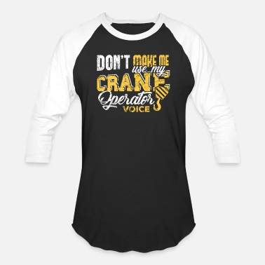 Crane opérateurs Femme opérateur Femme bénie par God Standard T-shirt femme