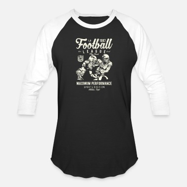 American Football Football League - American Football - Baseball T-Shirt
