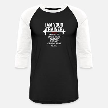 ceb7c7f99 Personal Trainer Personal trainer design funny tshirt - Unisex Baseball T- Shirt