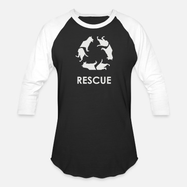 Rescue Services Rescue - Baseball T-Shirt
