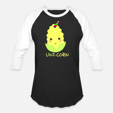 Uni uni corn - Baseball T-Shirt
