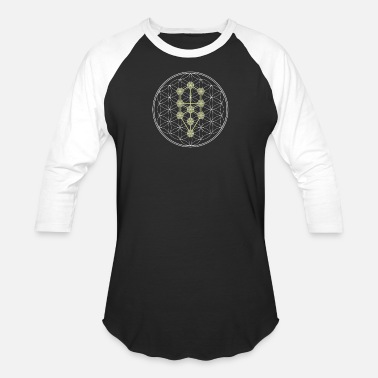 Kabbalah Tree of Life kabbalah - Unisex Baseball T-Shirt
