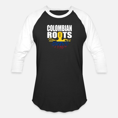 Colombia Roots Colombia - storecastle colombian roots colombia - Unisex Baseball T-Shirt