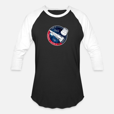 Falcon occupy mars - Baseball T-Shirt