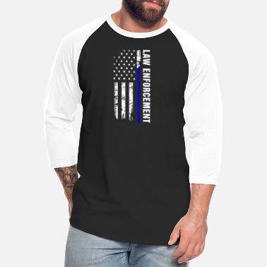 R2d2 Jedi - The law enforcement t-shirt for american - Unisex Baseball T-Shirt
