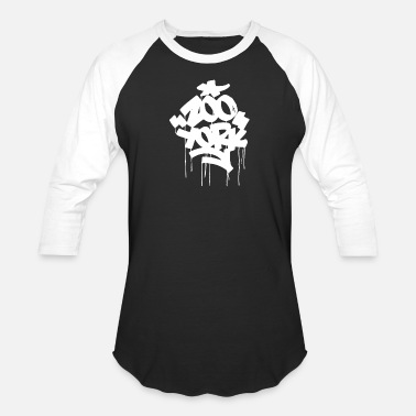 b09879f074d62 Zoo York ZOO YORK WHITE - Unisex Baseball T-Shirt