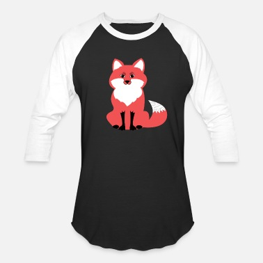 Fox In Fox, Fox Tshirt, Fox Hoodies, Fox Sweatshirt, - Unisex Baseball T-Shirt