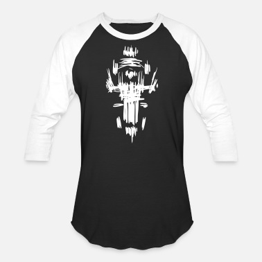 Omen the omen - Unisex Baseball T-Shirt