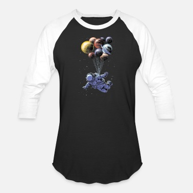 Space Travel Space Travel - Baseball T-Shirt