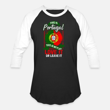 Portugal Portugal - Baseball T-Shirt