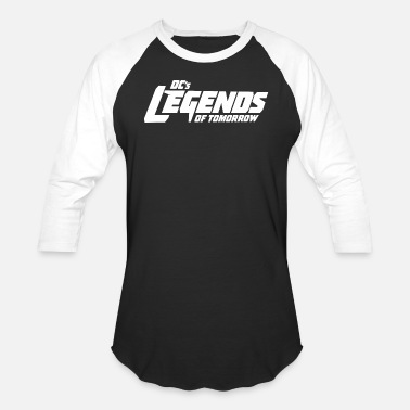 Legends Of Tomorrow Legends of tomorrow - Baseball T-Shirt