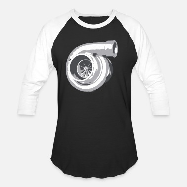 Turbocharged Turbocharger - Baseball T-Shirt