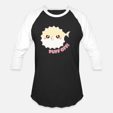 Puff Off - Unisex Baseball T-Shirt