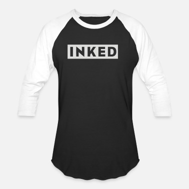 Ink inked - Baseball T-Shirt