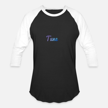 Tuning tune - Unisex Baseball T-Shirt