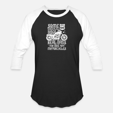Finest Dads Ride Motorcycles Mens Biker Hoodies Fathers Day Birthday Gift Dad