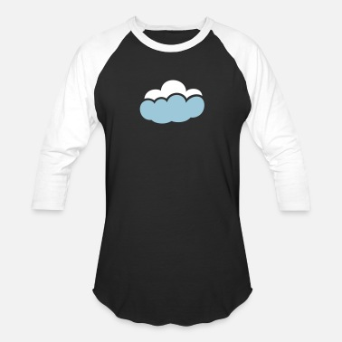 Cloud - Unisex Baseball T-Shirt